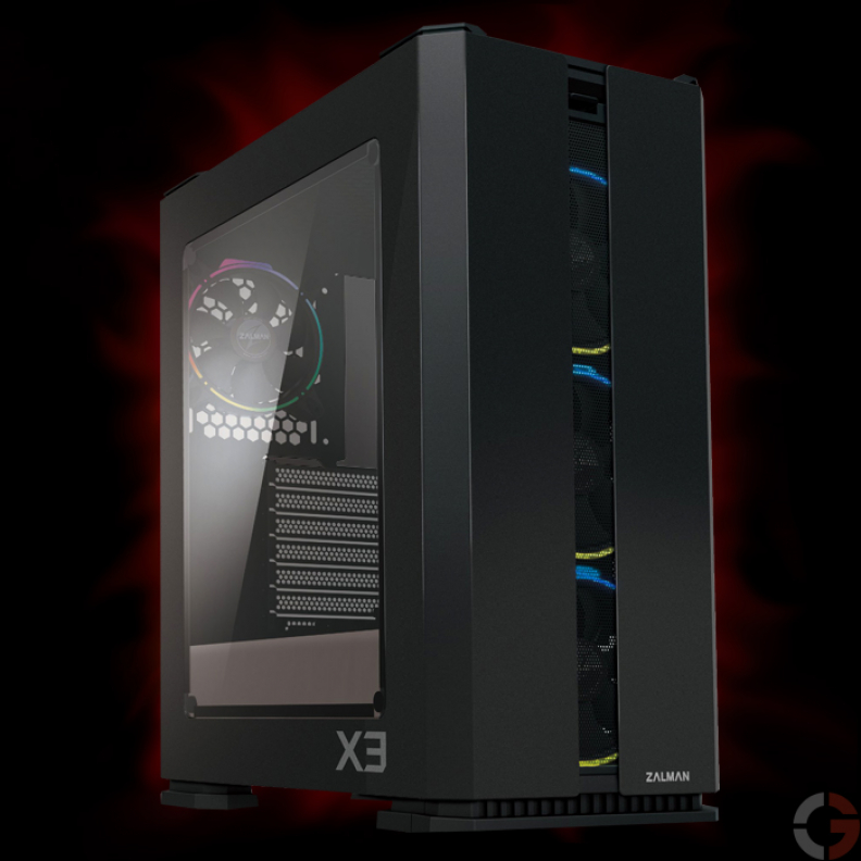 Игровой компьютер Preon Game RYZEN-1292